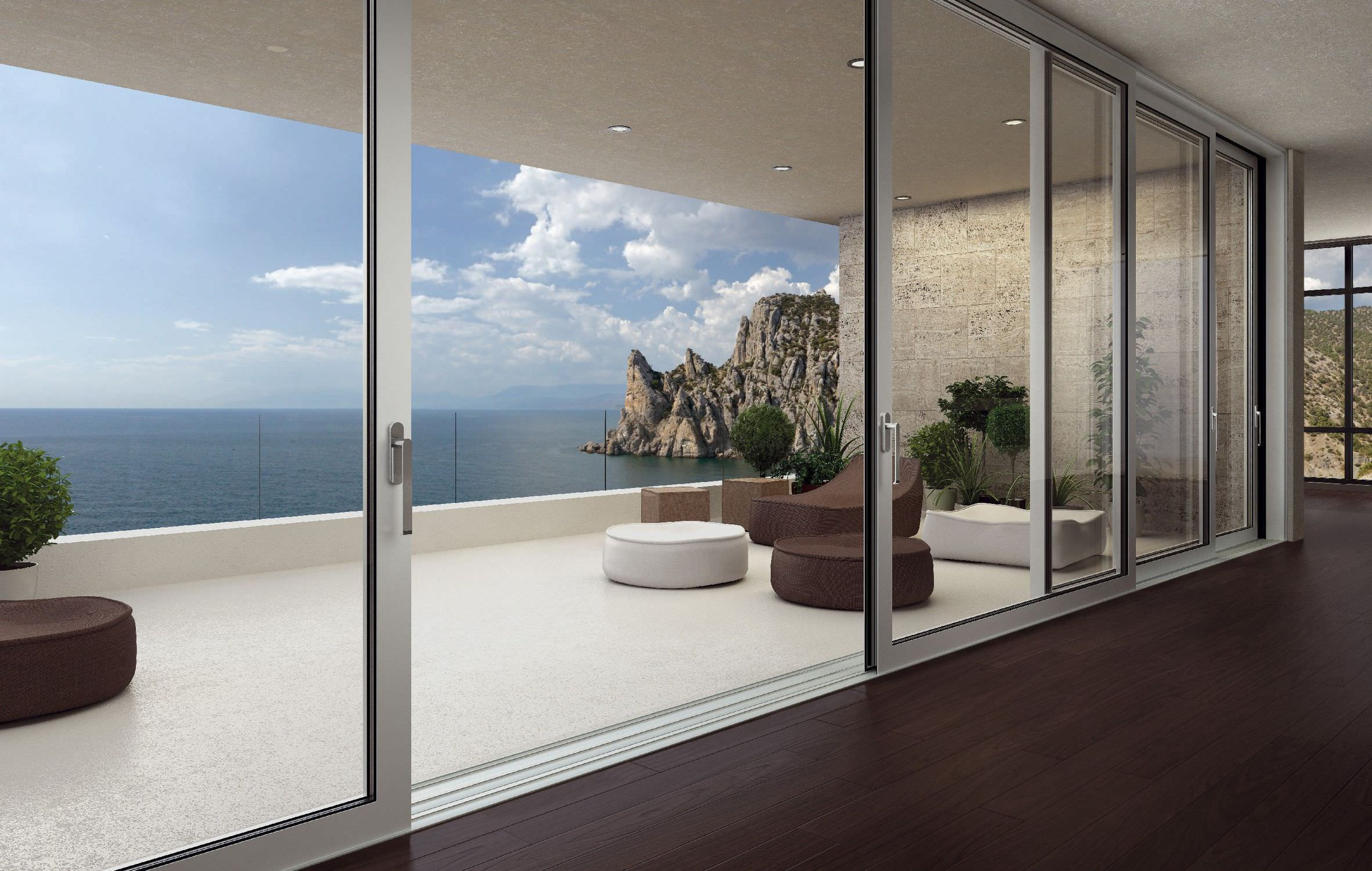 Lift And Slide Doors Zenit Windows